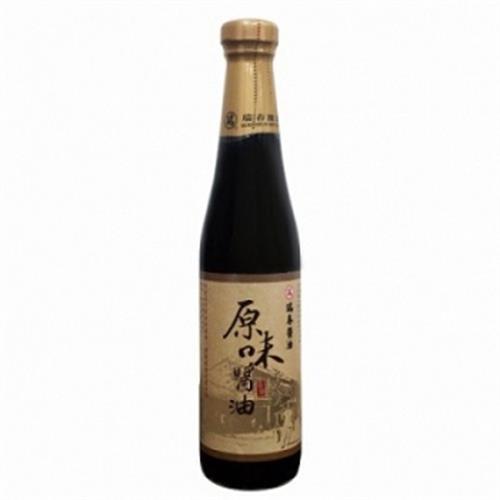 西螺瑞春 原味醬油(420ml/瓶)