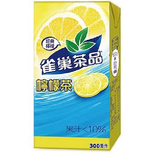雀巢茶品 檸檬茶(300mlx6包/組)