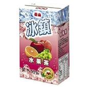 《泰山》冰鎮水果茶(250ml*6包/組)