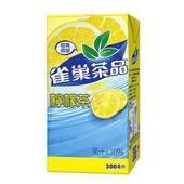 《雀巢茶品》檸檬茶(300mlx24包/箱)