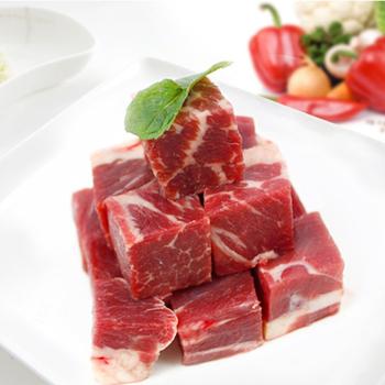 《幸福小胖》紐西蘭PS級嫩肩骰子牛肉 (300g/包)(3包 (300g/包))