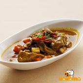 《極鮮配》印度香濃牛肉咖哩(300g±10%/包-6包入)