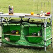 《KAZMI》輕便型行動廚房專用櫥櫃 #K4T3B005
