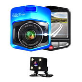 《IS愛思》CV-03XW 高畫質雙鏡頭行車紀錄器