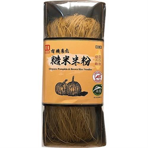 源順 有機南瓜糙米米粉(200G±4.5%)