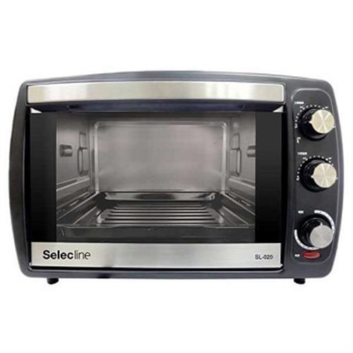 Selecline 專業級雙溫控電烤箱-20L SL-020