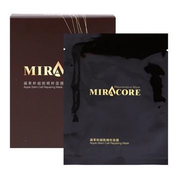 【MIRACORE蜜拉可爾】 蘋果幹細胞精粹面膜(28ml/6片裝)