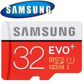 三星 Samsung 32GB 80MB/s EVO+ microSDHC TF U1 C10 記憶卡