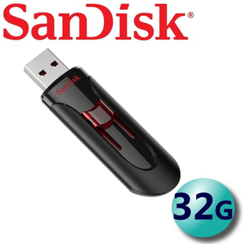 《(公司貨) SanDisk》32GB Cruzer Glide CZ600 USB3.0 隨身碟