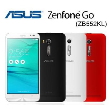 ASUS ASUS ZenFone Go ZB552KL 5.5吋四核智慧機(2G/16G)(紅色)