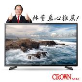 《皇冠CROWN》42型HDMI多媒體數位液晶顯示器+數位視訊盒(CR-42W01)