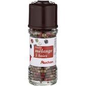 《Auchan》綜合胡椒粒(28g/瓶)