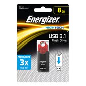 《Energizer勁量》Energizer勁量8G高速伸縮隨身碟USB3.1(8G高速伸縮隨身碟USB3.1)