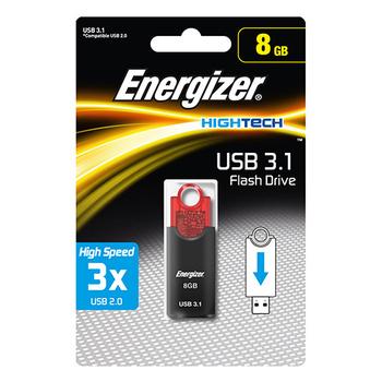 Energizer勁量 Energizer勁量8G高速伸縮隨身碟USB3.1(8G高速伸縮隨身碟USB3.1)