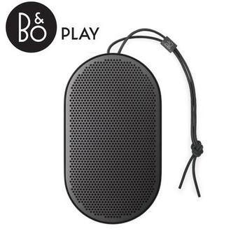 ★B&O PLAY Beoplay-P2 丹麥工藝美學 藍芽喇叭 2017年新款(尊爵黑)
