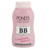 《泰國POND S旁氏》魔法BB蜜粉(50g/瓶)