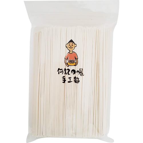 《何記》純日曬麵(陽春麵600g/包)
