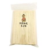 《何記》純日曬麵(黃麵-600g/包)