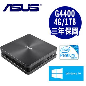 ASUS華碩 VIVO Mini VC65 Intel G4400雙核 Win10 超值迷你電腦
