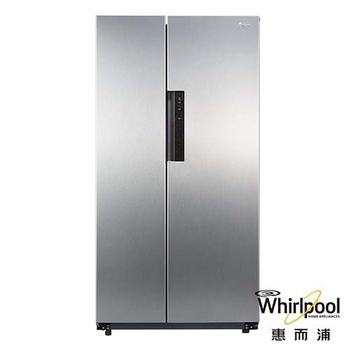 Whirlpool惠而浦 Whirlpool惠而浦 600L對開門電冰箱 WHS21G(WHS21G)