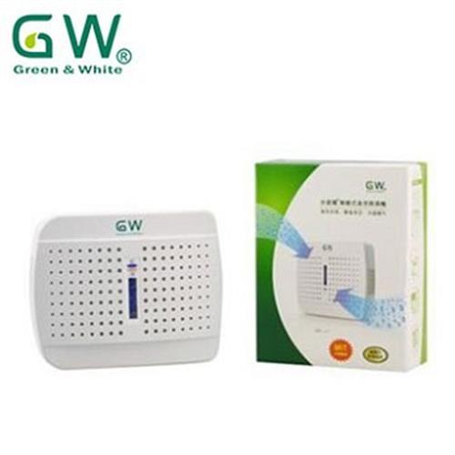 GW 水玻璃無線式迷你除濕機E-333
