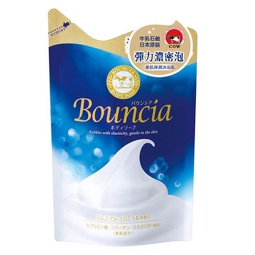 牛乳石鹼 美肌保濕沐浴乳補充包(優雅花香430ml)