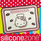 《Siliconezone》施理康Hello Kitty矽膠餅乾小烤箱墊