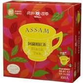 《天仁》阿薩姆紅茶防潮包(2g*100入/盒)