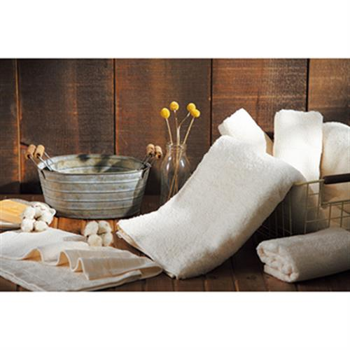 金無染精梳棉吸水速乾浴巾