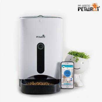《PETWANT》APP智慧型寵物餵食器 PF-103-TW