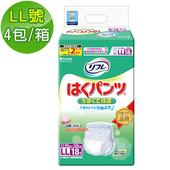 《麗護多Livedo》日本原裝進口褲型成人紙尿褲 LL號 18片*(4包/箱)LL $1720