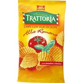 《即期2019.06.21 Trattoria》義大利番茄羅勒洋芋片(150 g)