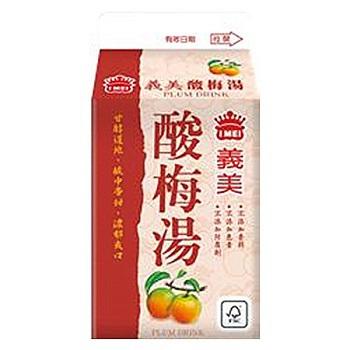 義美 酸梅湯(400ml)