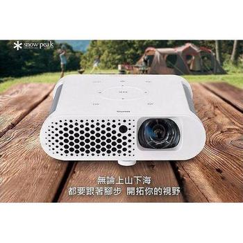 BenQ 【限時特價↓】GS1 / GS-1 LED 防水防摔 露營 好攜帶 投影機