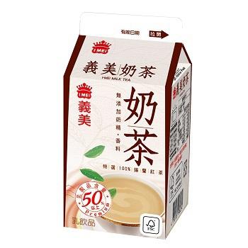 義美 奶茶(400ml)