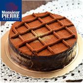 《皮耶先生》特濃古典甘那許蛋糕(1入(550g/6吋/入))