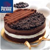 《皮耶先生》皇家黑森林蛋糕(1入(6吋/入))