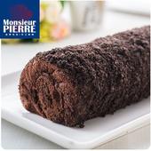 《皮耶先生》黑石巧克捲(1入(380g/入))