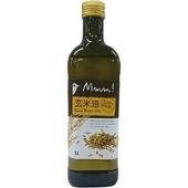 《MM》100%玄米油(1L/瓶)