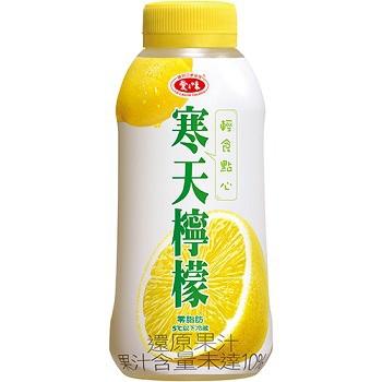 愛之味 寒天檸檬(400ml/瓶)