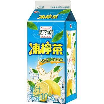 果茶物語 檸檬茶