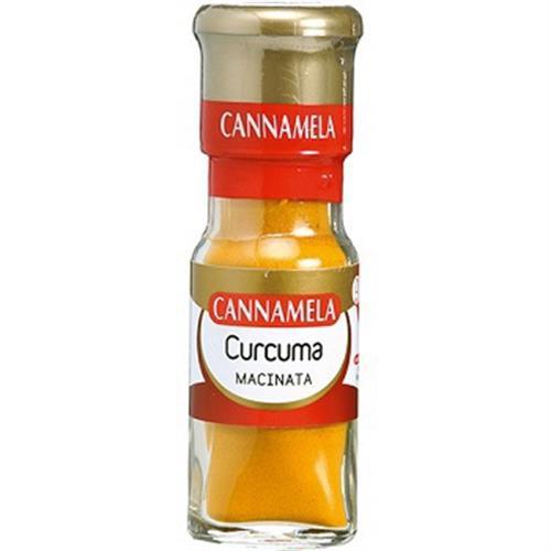 義大利Cannamela 薑黃粉(30g/瓶)