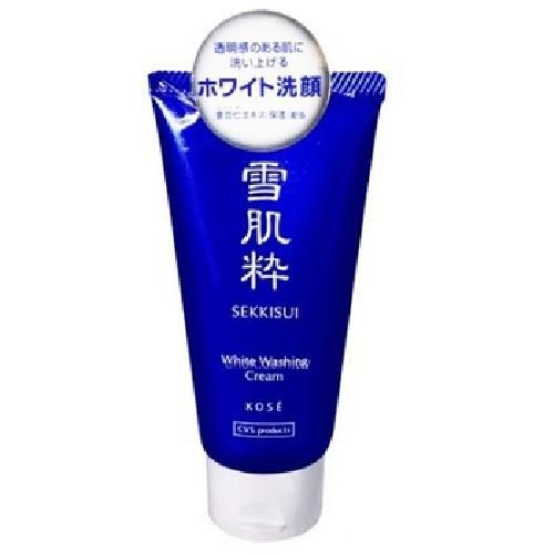 《高絲KOSE》雪肌粹洗面乳(80g/條)