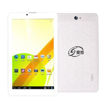 IS愛思 A1-789 7吋8核架構4G LTE通話平板電腦(2G/8GB)(白)
