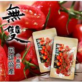 《無雙鮮果乾》無雙 嘉義 民雄小蕃茄乾(100g/袋)