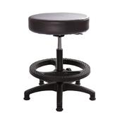 《GXG》圓凳款 吧檯椅 TW-T02EK (尼龍款)(黑色)