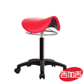 《GXG》馬鞍型 工作椅 TW-T04 E (尼龍腳座款)(備註組合「編號」)