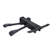 《GXG》電腦椅 專用鋼板底盤 (二功能插管式)(F04二功底盤)