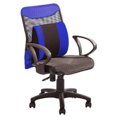 《GXG》短背全網 電腦椅 TW-061A (附大腰枕)(請備註顏色)