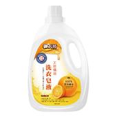 《御衣坊》天然洗衣皂液橘油2000ml/瓶 $73